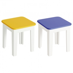 Tabourets Studio - Lot de 2